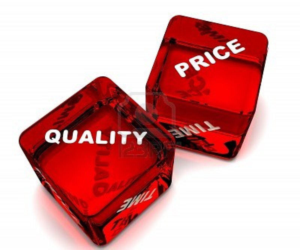 price cost value relationship more than ego